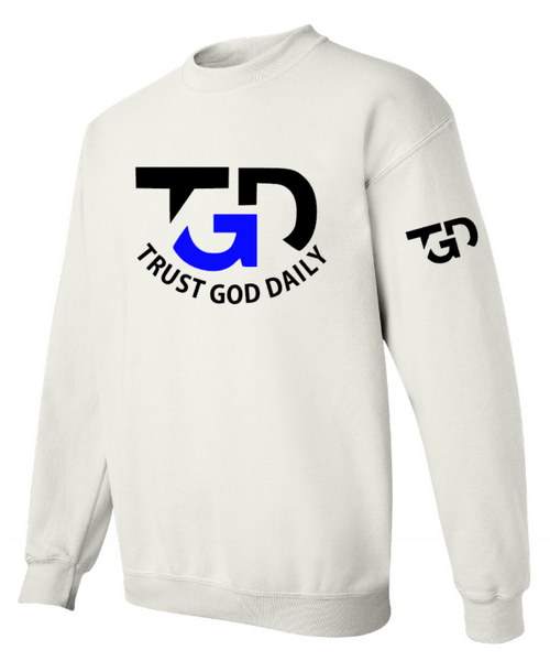 TGD Law Enforcement Edition Crew Neck Sweatshirt