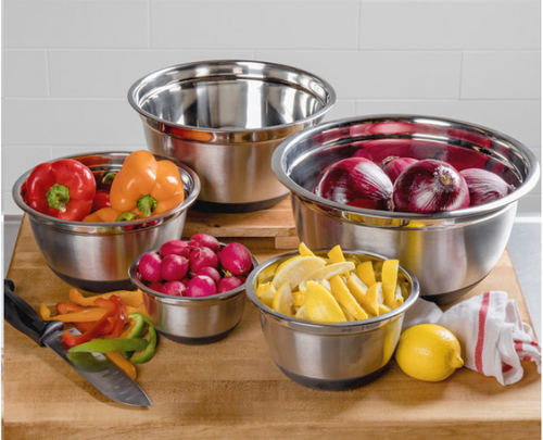 Cooking with Shereen Mixing Bowl Set
