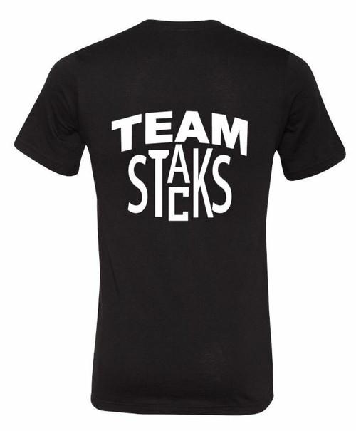 Team Stacks Unisex SS Tee