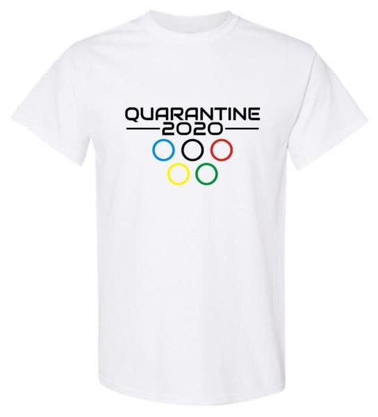 2020 Quarantine Olympics Unisex Tee