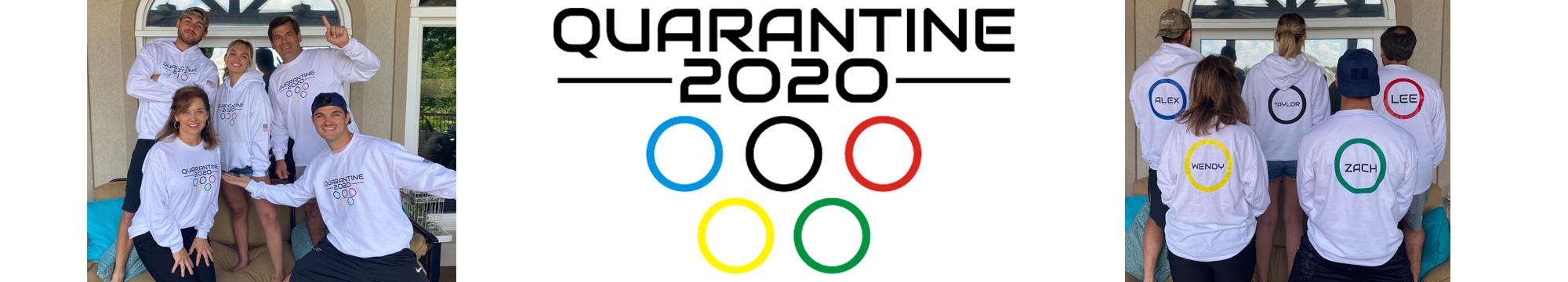 Quarantine Olypmpics