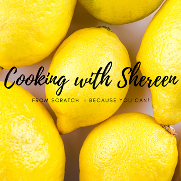 Cooking With Shereen