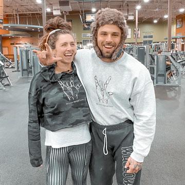 Ryan Stacks Workout Gear