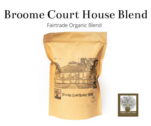 Broome Courthouse Blend