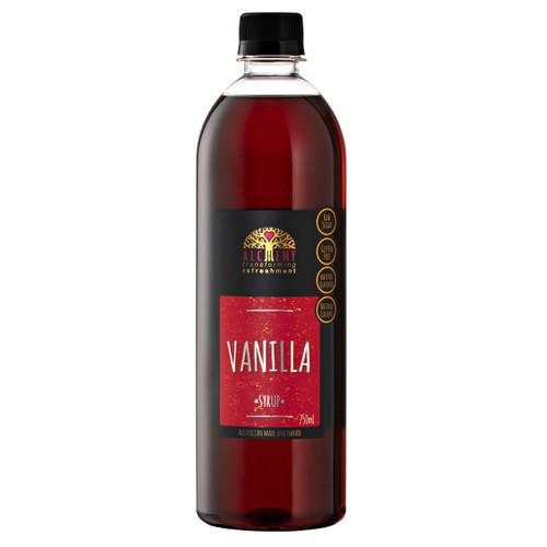 Vanilla Syrup 750ml