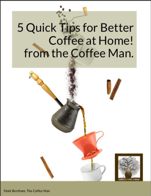 5 Quick Tips For Making Awesome Coffee At Home