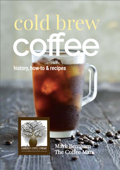 Cold Brew Coffee - history, how to, tips & tricks, recipes and more in this 20 page ebook.