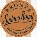 Thai Doi Chaang Premium A - Sydney Royal 2012 - Bronze Award