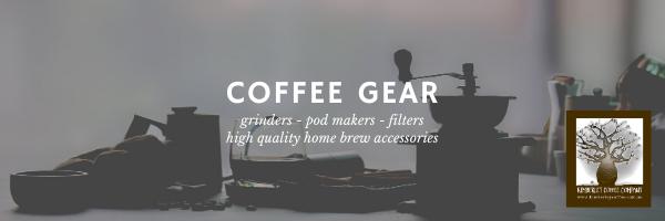 Online Home Brew Coffee Gear