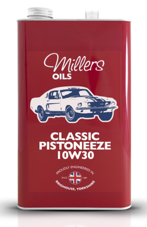 Classic Pistoneeze 10w30