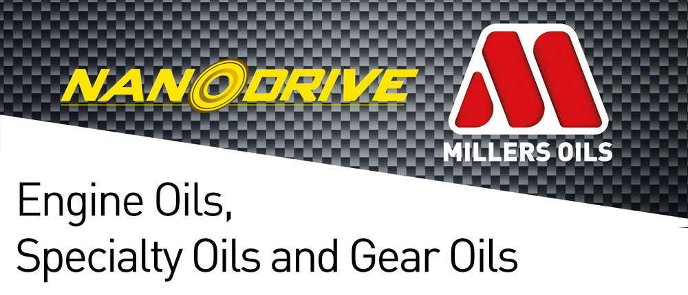 NanoDrive Engine Oils, specialty Oils and gear oils