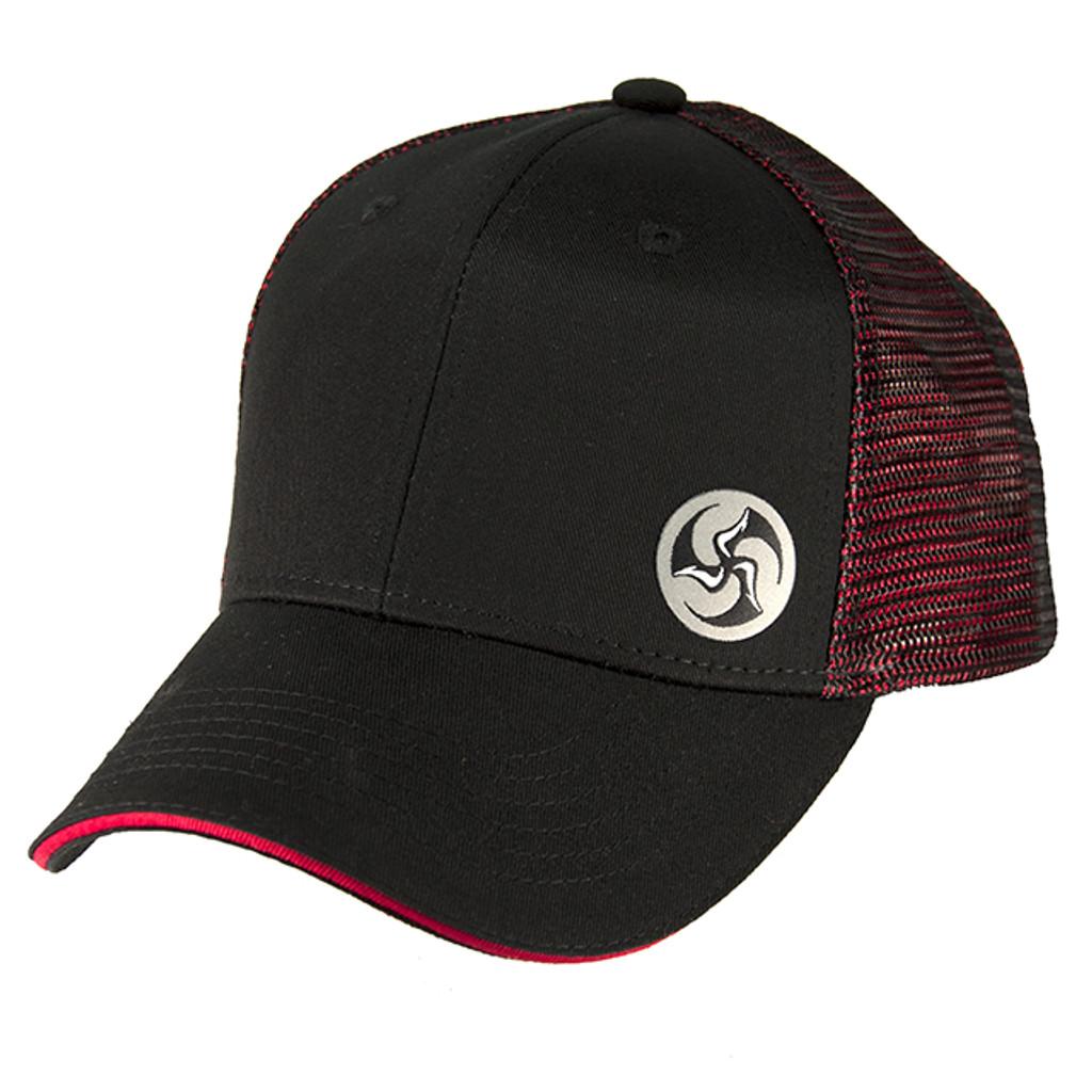 Mini TriFly Patch Hucker Hat