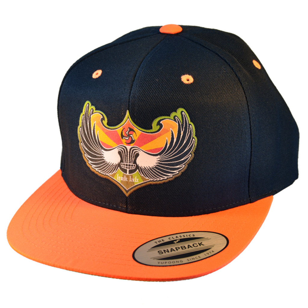 Trans Huk Patch Snap Back