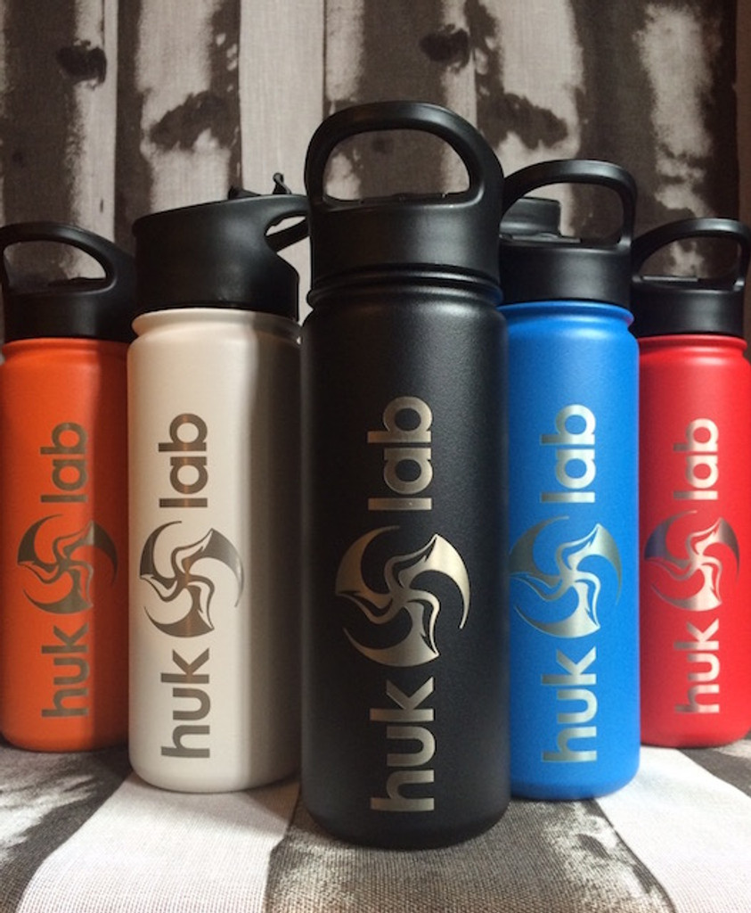 Huk 18oz. Sport Bottle