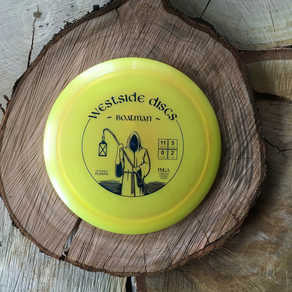 Westside Tournament Boatman Yellow