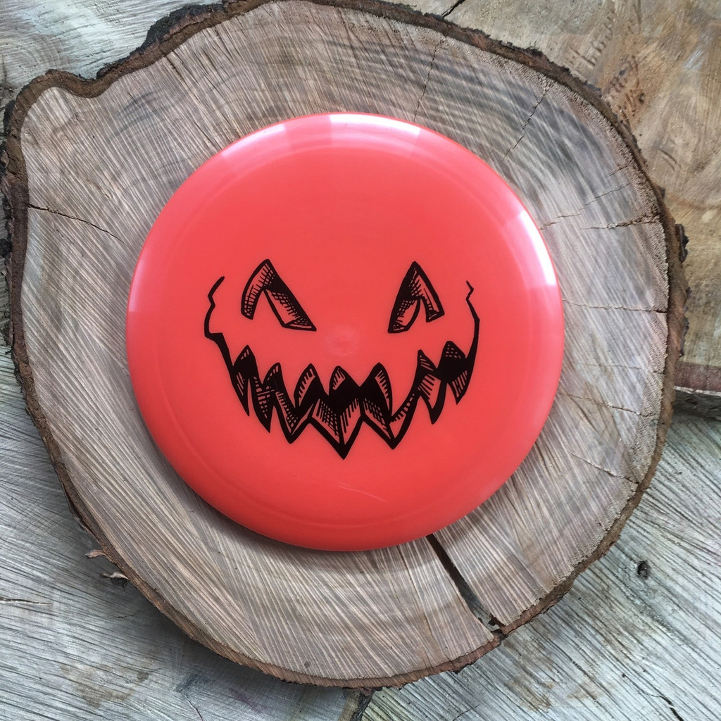 Innova Pumpkin disc orange with black stamp