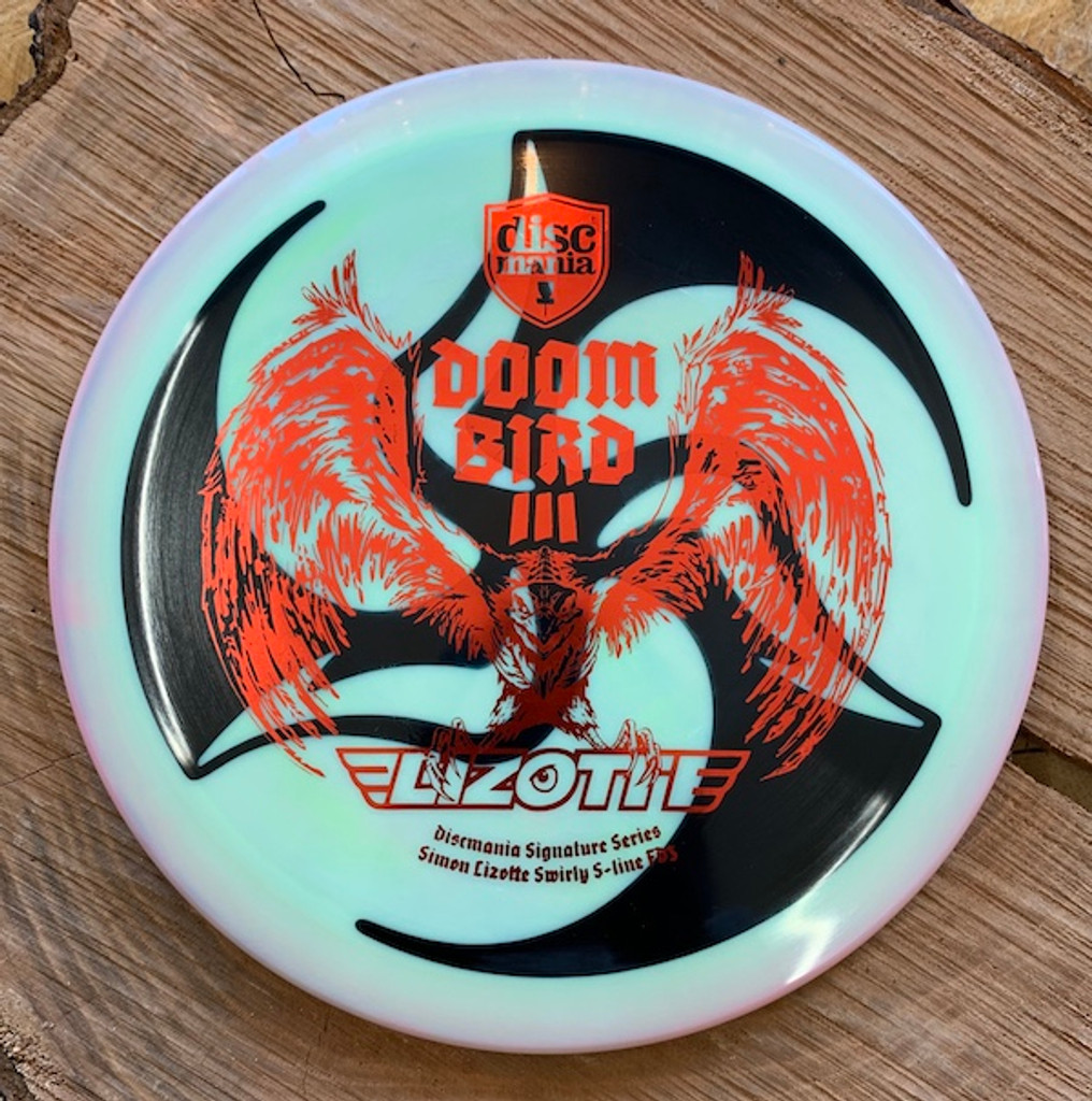 TriFly Dye Swirly S-Line Doom Bird 3