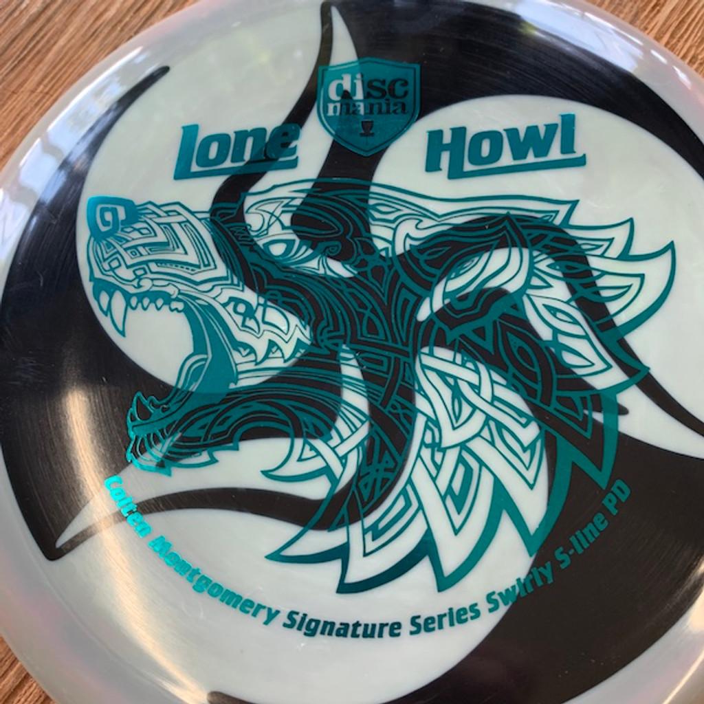 Colten Montgomery Lone Howl stamp