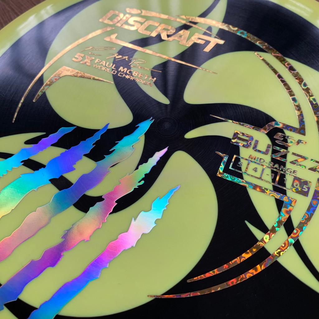 TriFly Dye | First Run Paul McBeth 5X ESP Buzzz