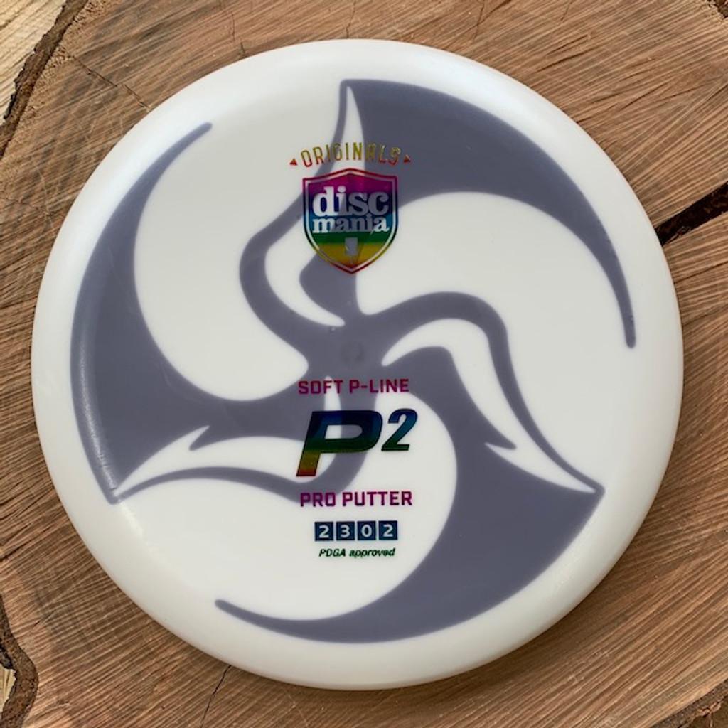 TriFly Dye Soft P-Line P2 white
