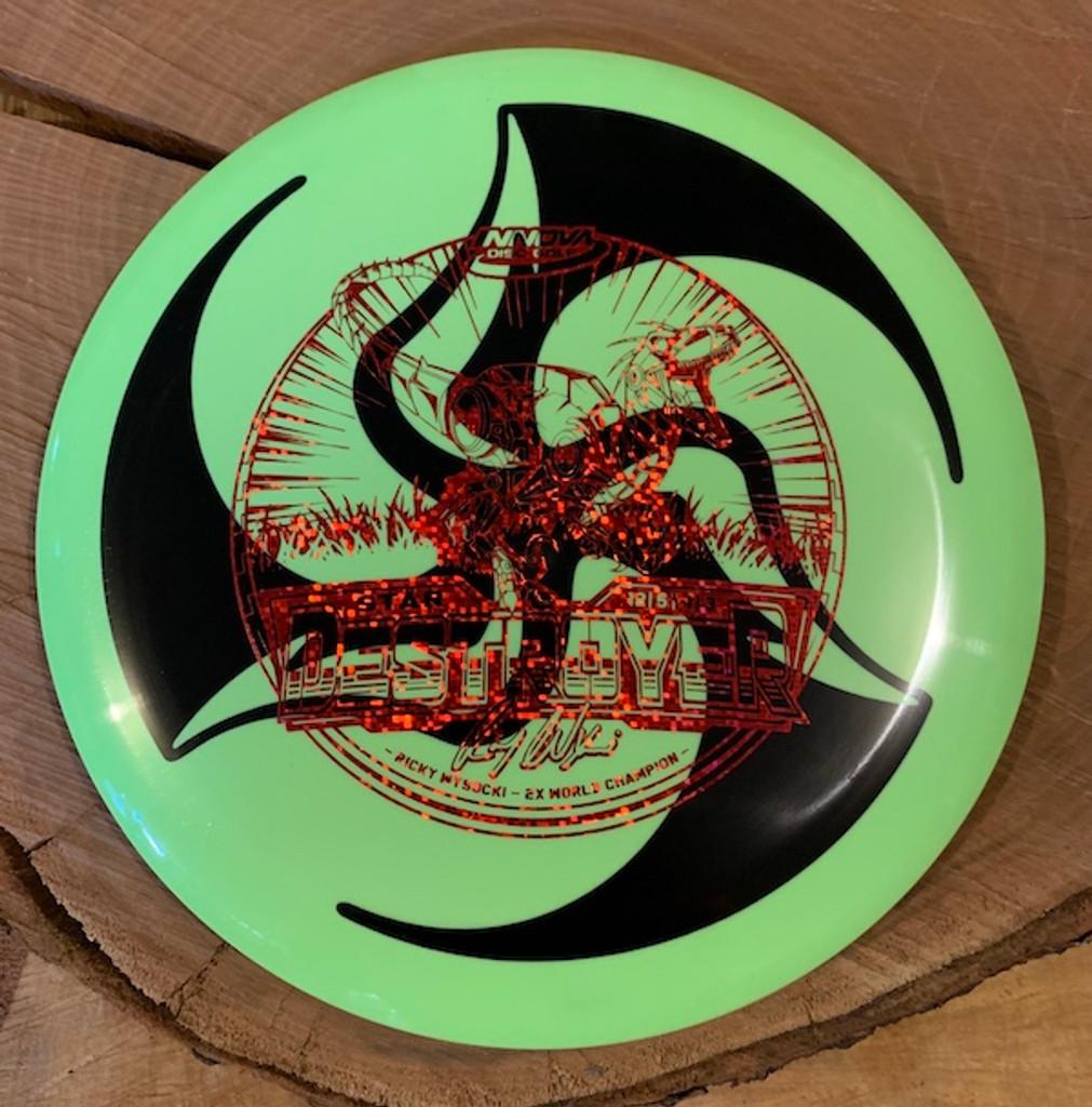 TriFly Dye Star Ricky Wysocki Raptor Destroyer