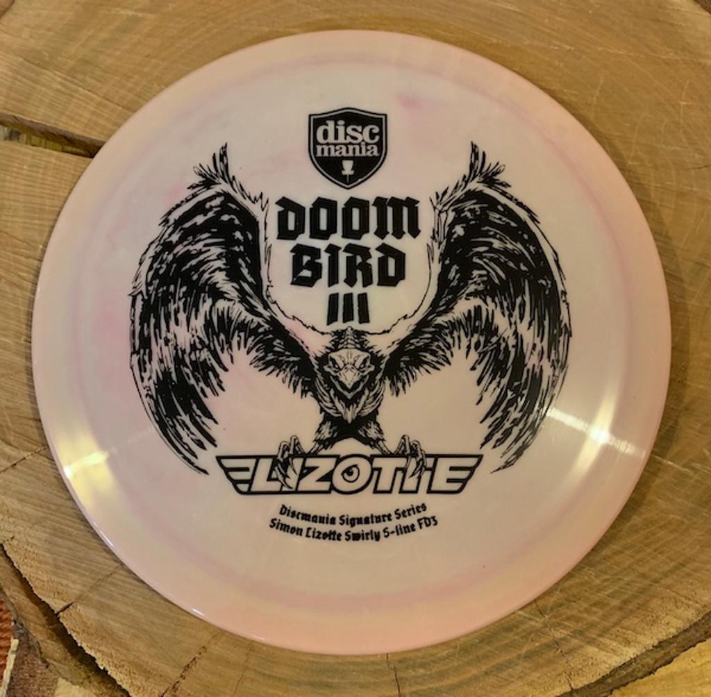 Swirly S-Line Simon Lizotte Doom Bird 3