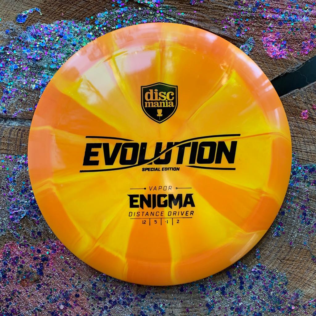 Vapor Enigma orange