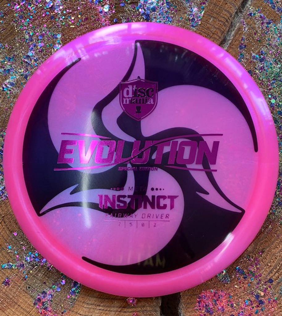TriFly Dye Meta Instinct pink