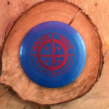 Innova First Run G-Star Daedalus blue with a red proto stamp