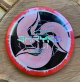 TriFly Dye Halo Star Shryke