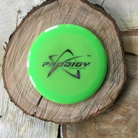Prodigy 400 Series First Run stamp lime green