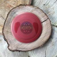 Latitude 64 Gold line first run lava red hex missilen