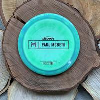 Prototype Paul McBeth Kong driver green