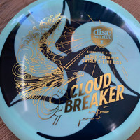 TriFly Dyed Cloud Breaker stamp