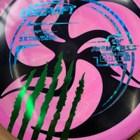 TriFly Dyed Paul McBeth 5X ESP Avenger SS stamp
