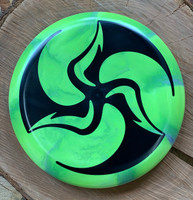TriFly Dyed ESP Swirl Rattler