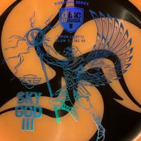 TriFly Dye Sky God 3 stamp