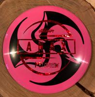 TriFly Dye   Paul McBeth First Run Anax