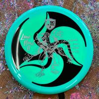 TriFly Dye Lone Howl 2 green