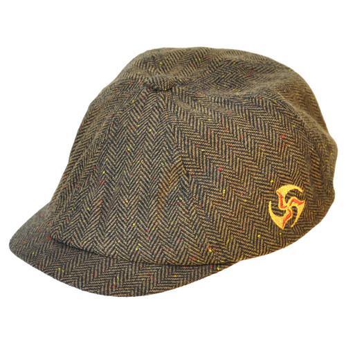 TriFly Wool Newsboy Hat