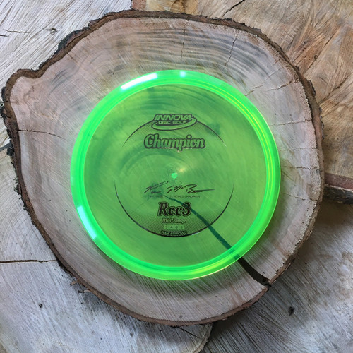 Innova Champion 2X Paul McBeth Roc 3 neon green