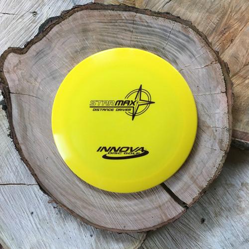 Innova Star Max yellow Pre-Flight number stamp