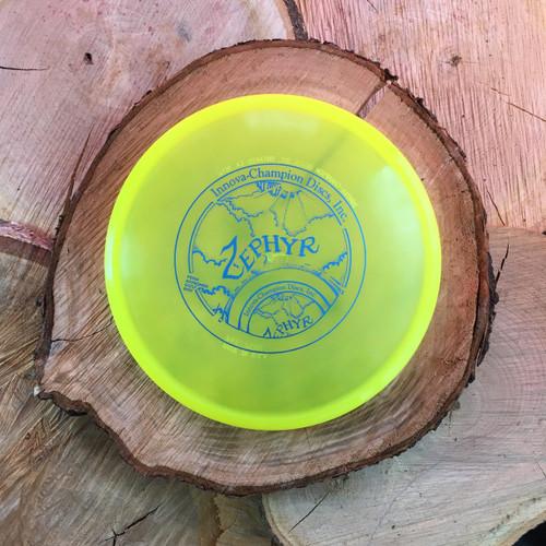 Innova Champion Zephyr yellow