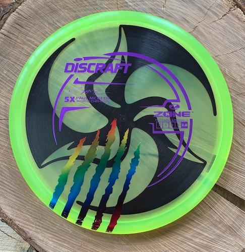TriFly Dyed Paul McBeth 5X Z Zone