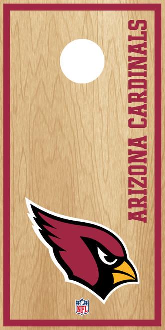 Arizona Cardinals Cornhole Boards -  ACL PRO NFL