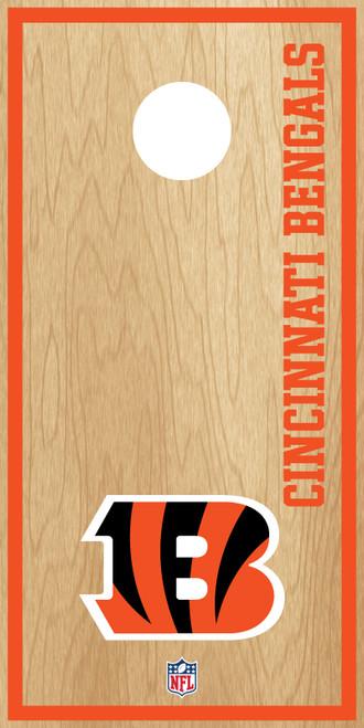 Cincinnati Bengals Cornhole Boards -  ACL PRO NFL