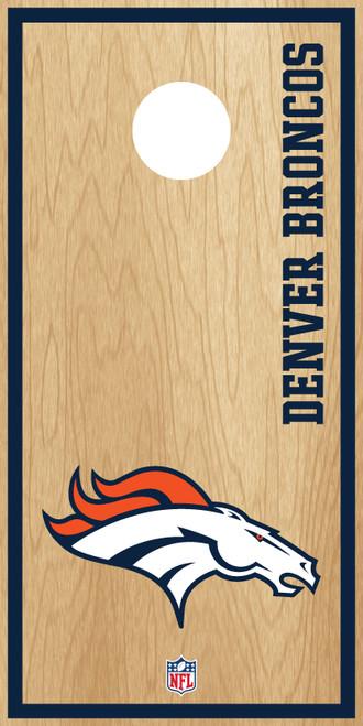 Denver Broncos Cornhole Boards -  ACL PRO NFL