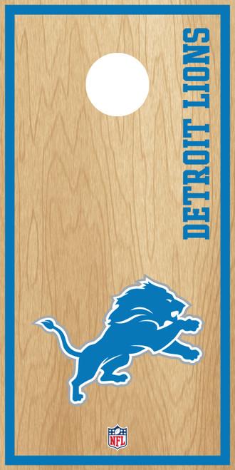 Detroit Lions Cornhole Boards -  ACL PRO NFL