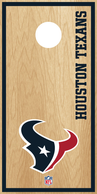 Houston Texans Cornhole Boards -  ACL PRO NFL