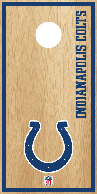 Indianapolis Colts Cornhole Boards -  ACL PRO NFL